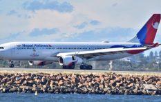 नेपाल एयरलाइन्सको चार्टर्ड विमान सिड्नीमा, २५९ नेपाली स्वदेश फर्किदै