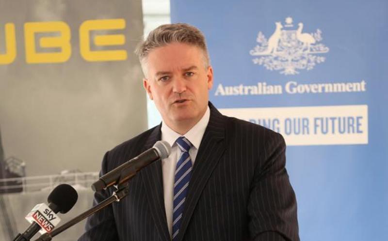 Australian Minister for Finance Senator-Mathias Cormann