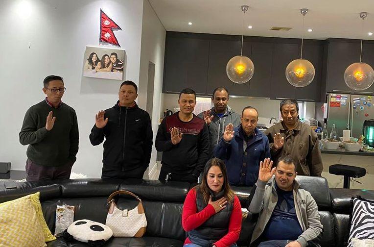 Nepalese Recreational Club new team