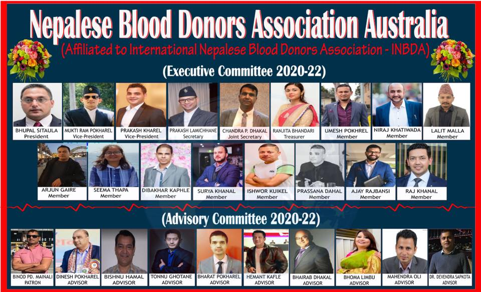 Nepalese Blood Donors Association Australia