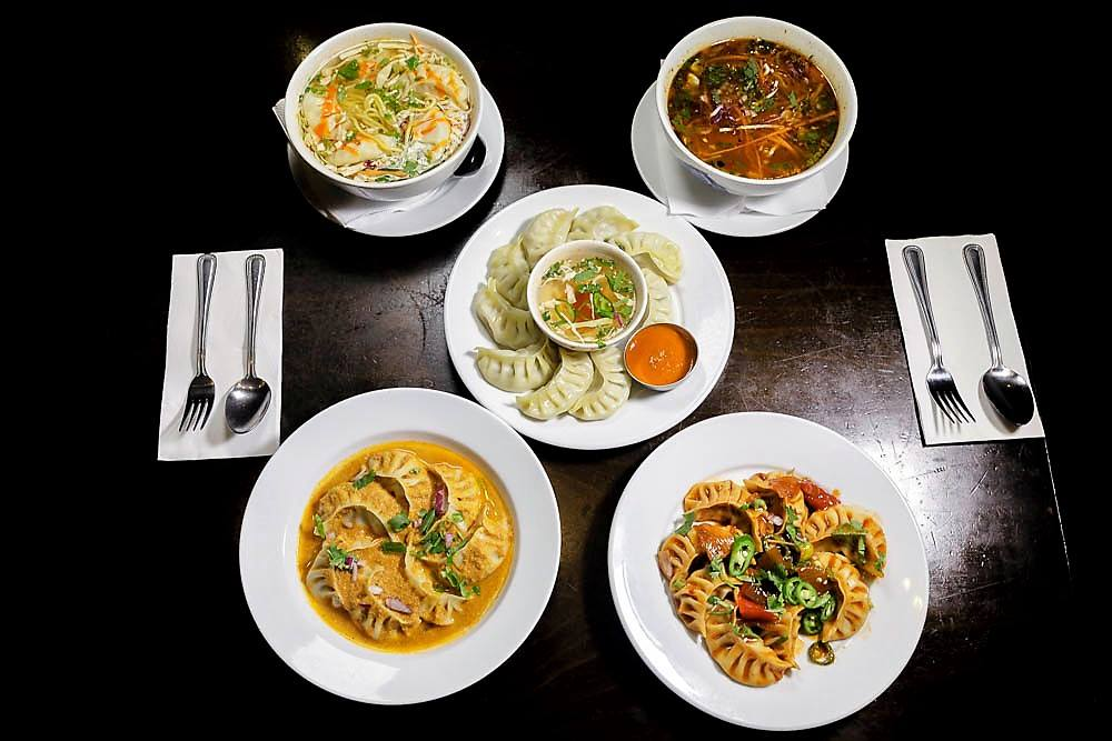 Nepalese Food Festival in Sydney MOMO