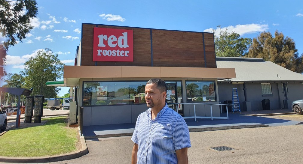 Success Story of Rudra Poudel, who owns 8 Red Rooster Fast Food stores
