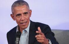 बाइडेनको पक्षमा भाेट माग्दै ओबामा