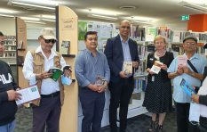 Auburn Library Open Day Held for Nepalese Community