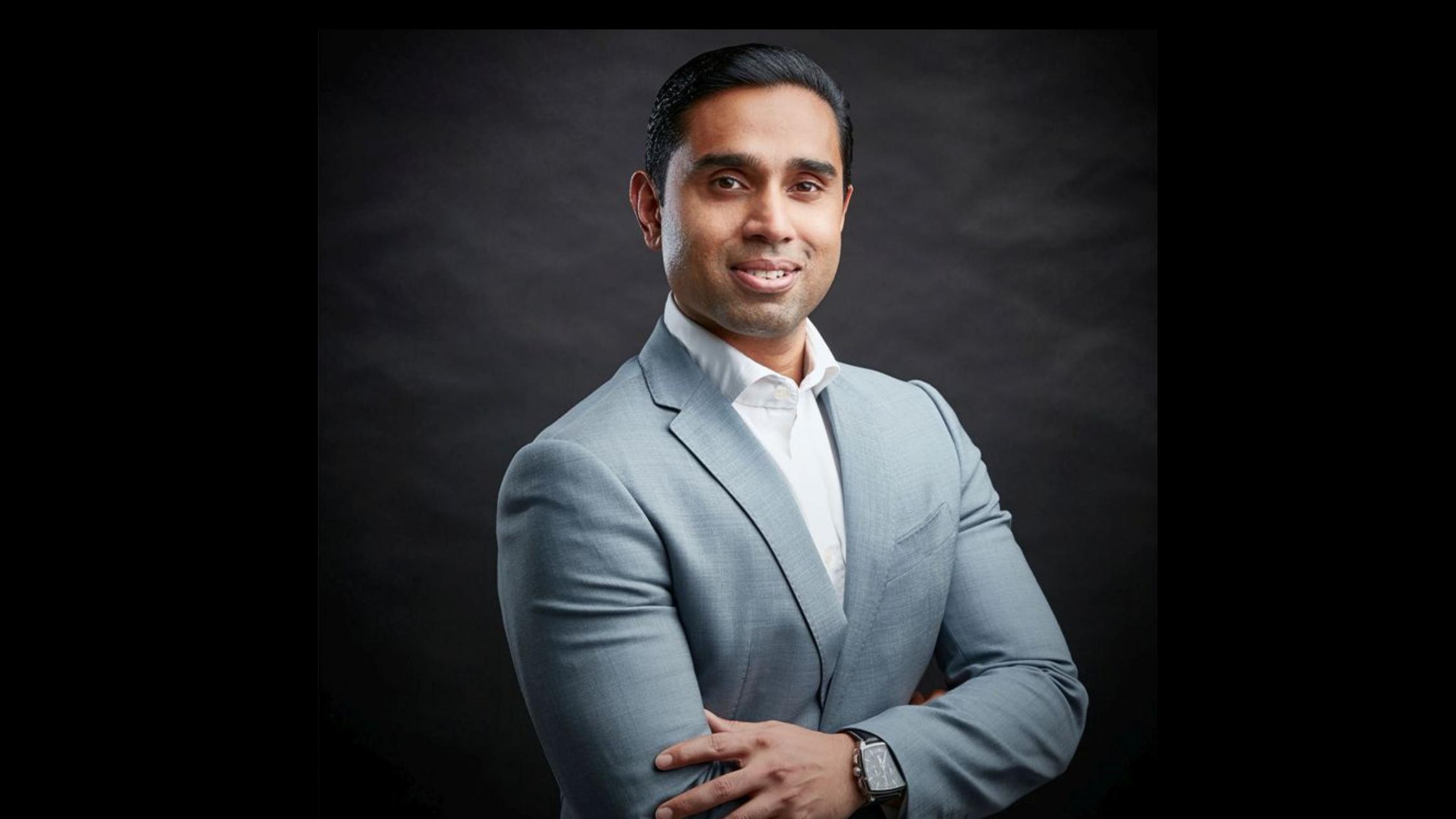 3Bridges Community New CEO Raj Nair