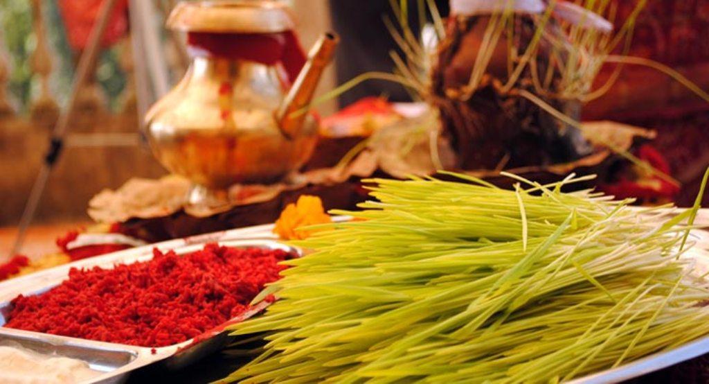 In Sydney 9:43 am auspicious hour for Dashain Tika 2020