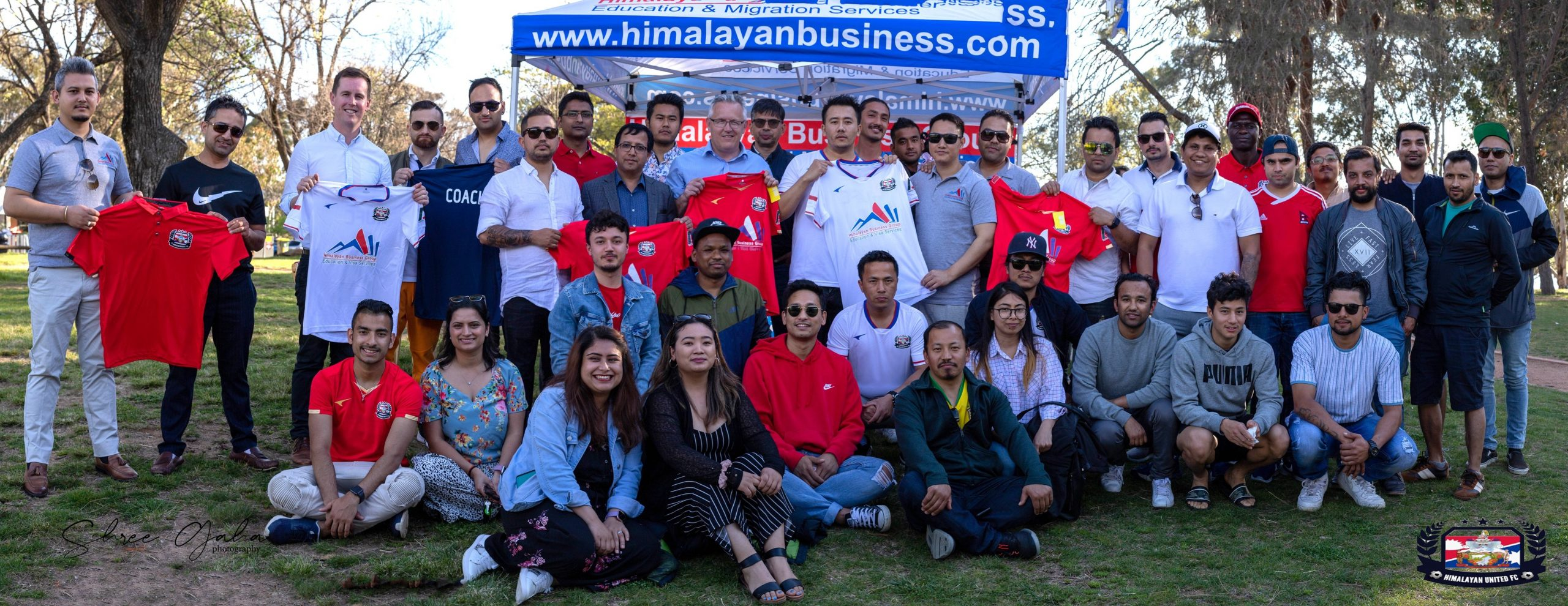 Himalayab Business Group Canberra