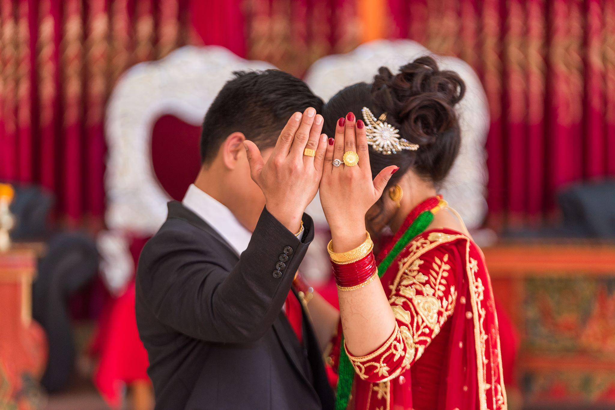 Nepalese Wedding photo