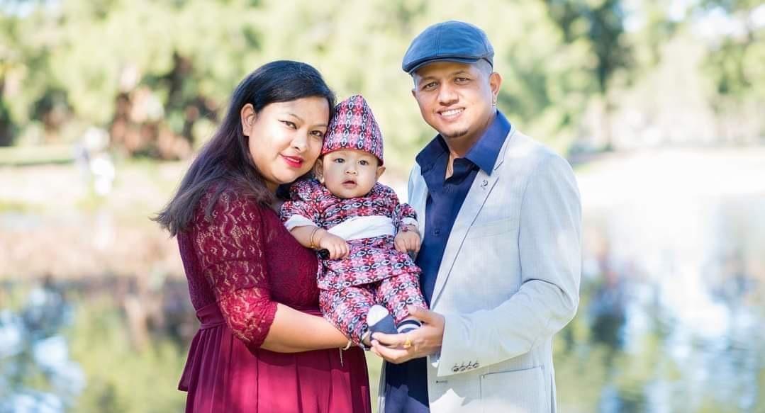 Rishi Budhathoki Swita Shrestha