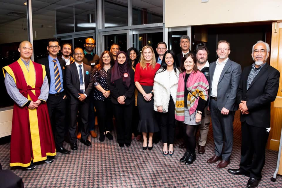 New Elected Executive Committee of Multicultural Council of Tasmania