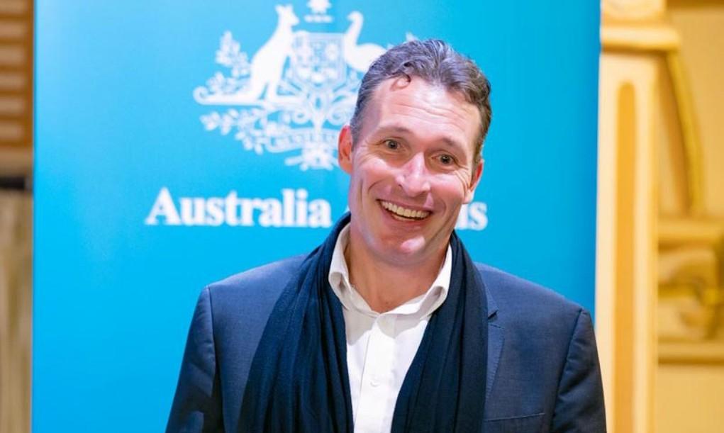 Australian Ambassador to Nepal, Peter Budd