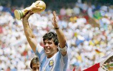 विश्व चर्चित फुटबल खेलाडी म्याराडोनाको निधन