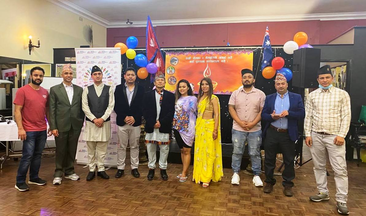 Nepalese Association of Victoria has celebrate Dipawali & Mha Puja with all Victorian Nepalese Community