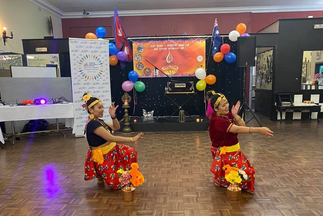 Nepalese Association of Victoria has celebrated Dipawali & Mha Puja with all Victorian Nepalese Community