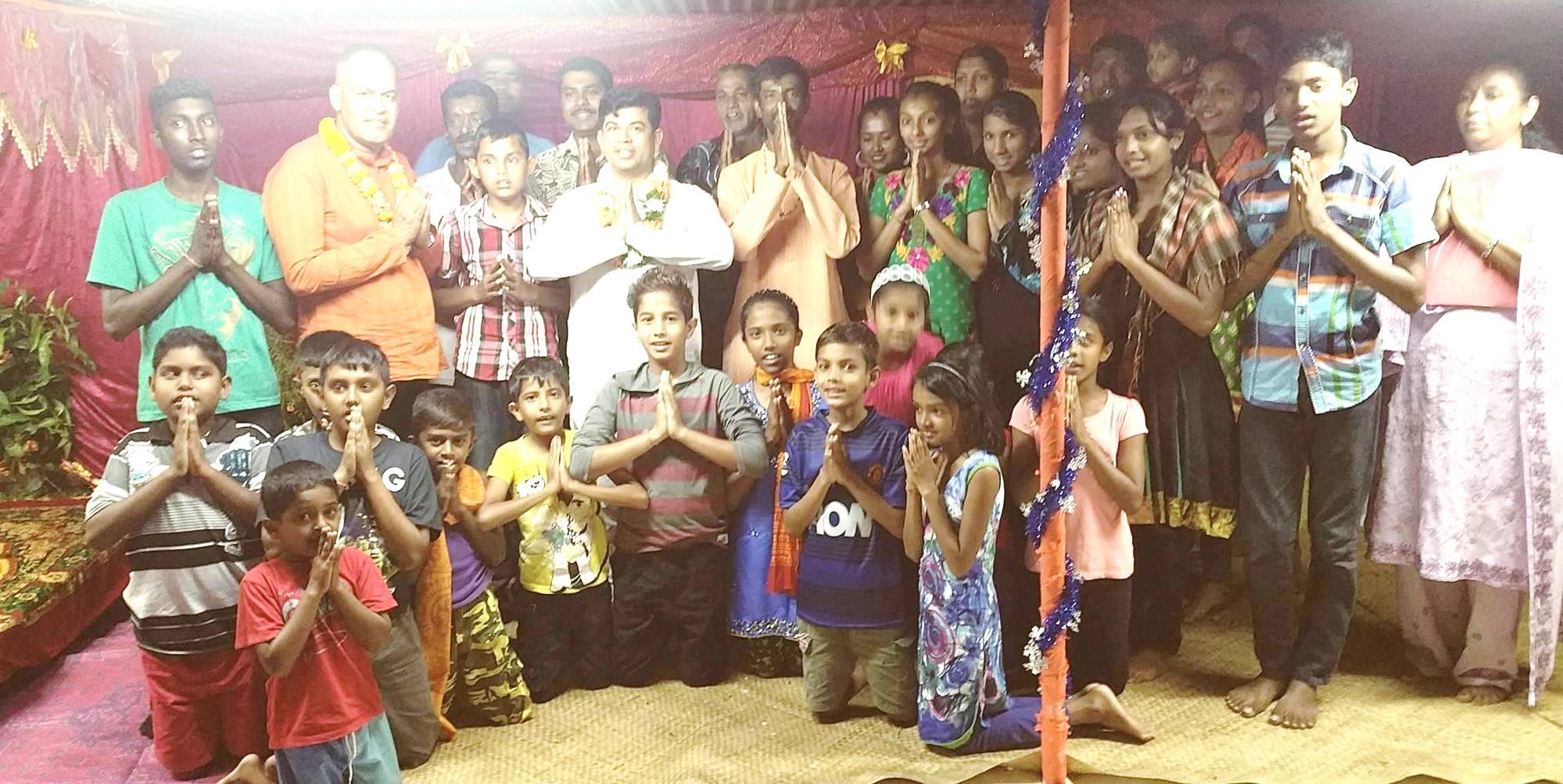 Nepalese in Fiji