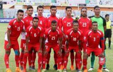 मैत्रीपूर्ण फुटबलमा नेपाल बङ्गलादेशसित पराजित