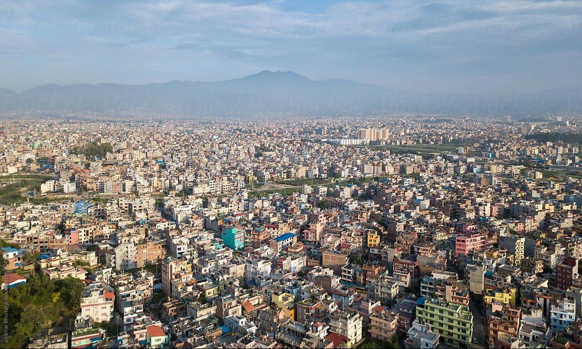 Nepal's Capital Kathmandu Valley