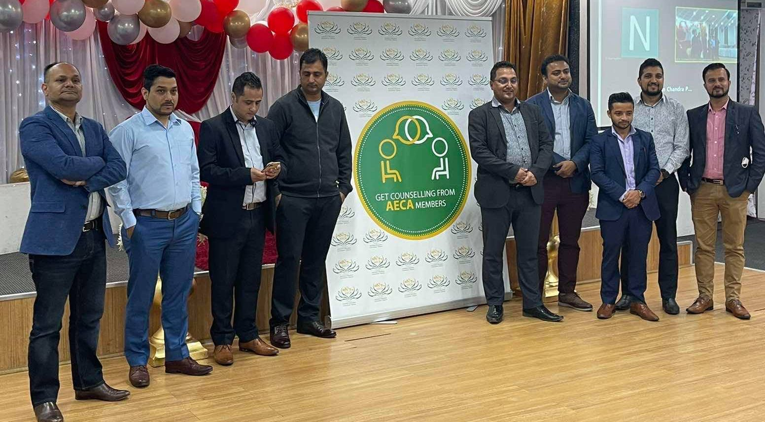 Bhupal Sitaula elected president of Australian Education Consultants' Alliance (AECA)