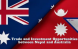 Discussion about Trade and Investment Opportunities between Nepal and Australia