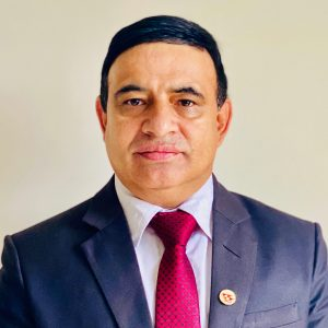Mahesh Raj Dahal Nepalese Ambassador to Australia