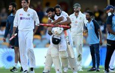 भारत–अस्ट्रेलिया टेस्ट क्रिकेटमा भारतको रोमाञ्चक जित