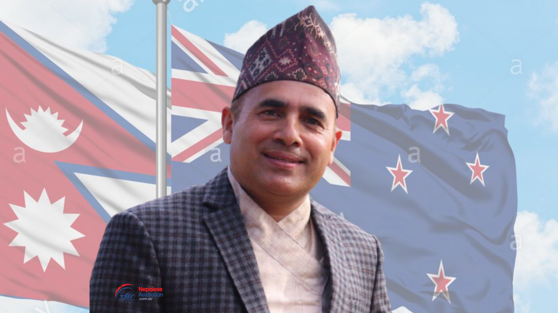 Atma Ram Khanal appointed as Consul General of Nepal New Zealand