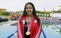बेलायतमा बस्दै आएकी नेपाली किर्तीमानी पौडीवाज गौरिका सिंह वर्ष खेलाडी घोषित
