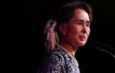 म्यानमारमा नेतृ आङ सान सुकी र राष्ट्रपति पक्राउ