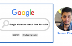 Google Planning to Take Down Search from Australia