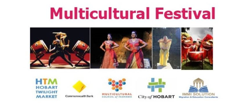 Multicultural Council of Tasmania (MCOT) is hosting a Multicultural Festival at the Hobart Twilight Market