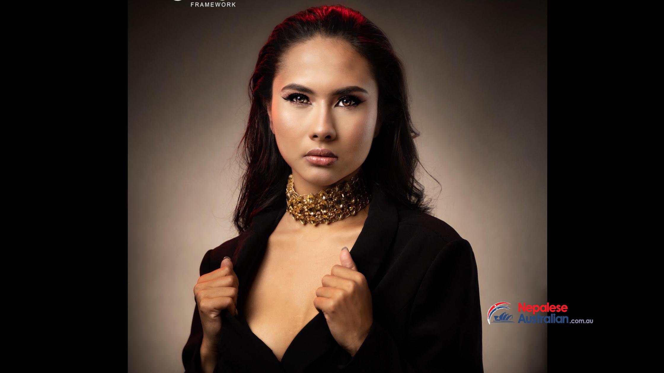 Nikhila Budhathoki debuts in Parpala Nepali film
