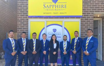 Sapphire Estate Agents: Leppington opens its door for the community