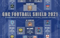 Final Countdown to Grand Finale ; 22nd GNC Football 2020/21