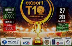 Expert T10 Cricket Championship League Round Concluded