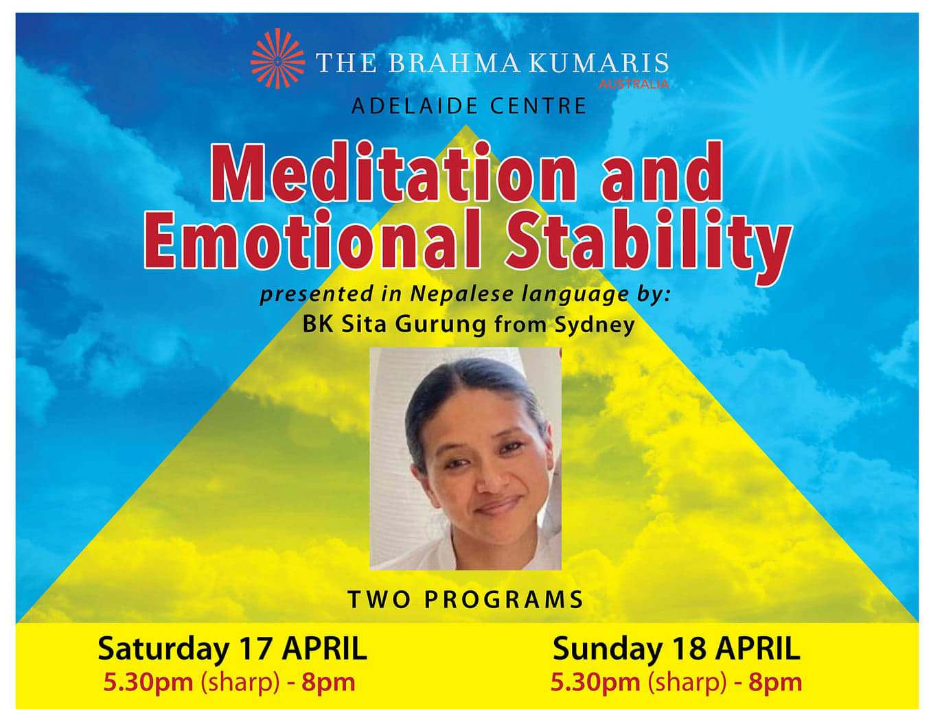 Meditation and Emotional Stability