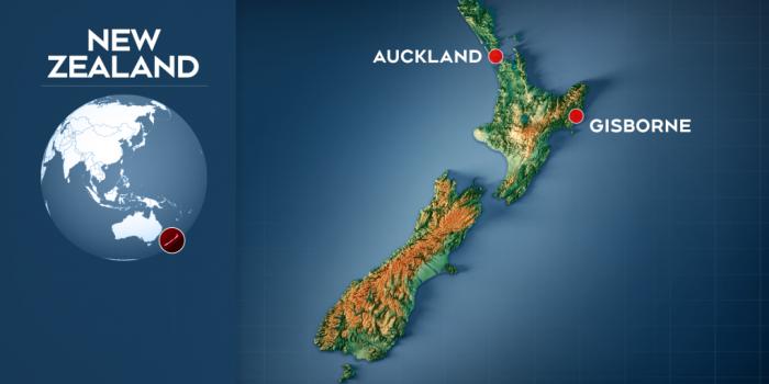 ७.२ रेक्टर स्केलको शक्तिशाली भूकम्पपछि न्युजिल्याण्डमा सुनामी आउने चेतावनी
