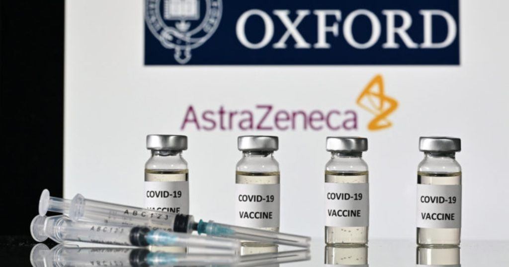 WHO statement on AstraZeneca COVID-19 vaccine safety signals