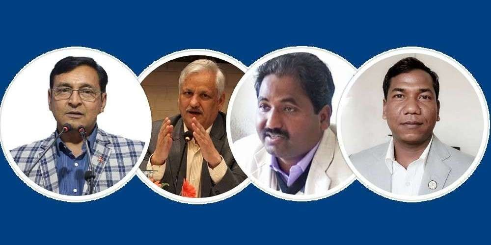 Four cabinet ministers belonged to CPN relieved of their position as MP