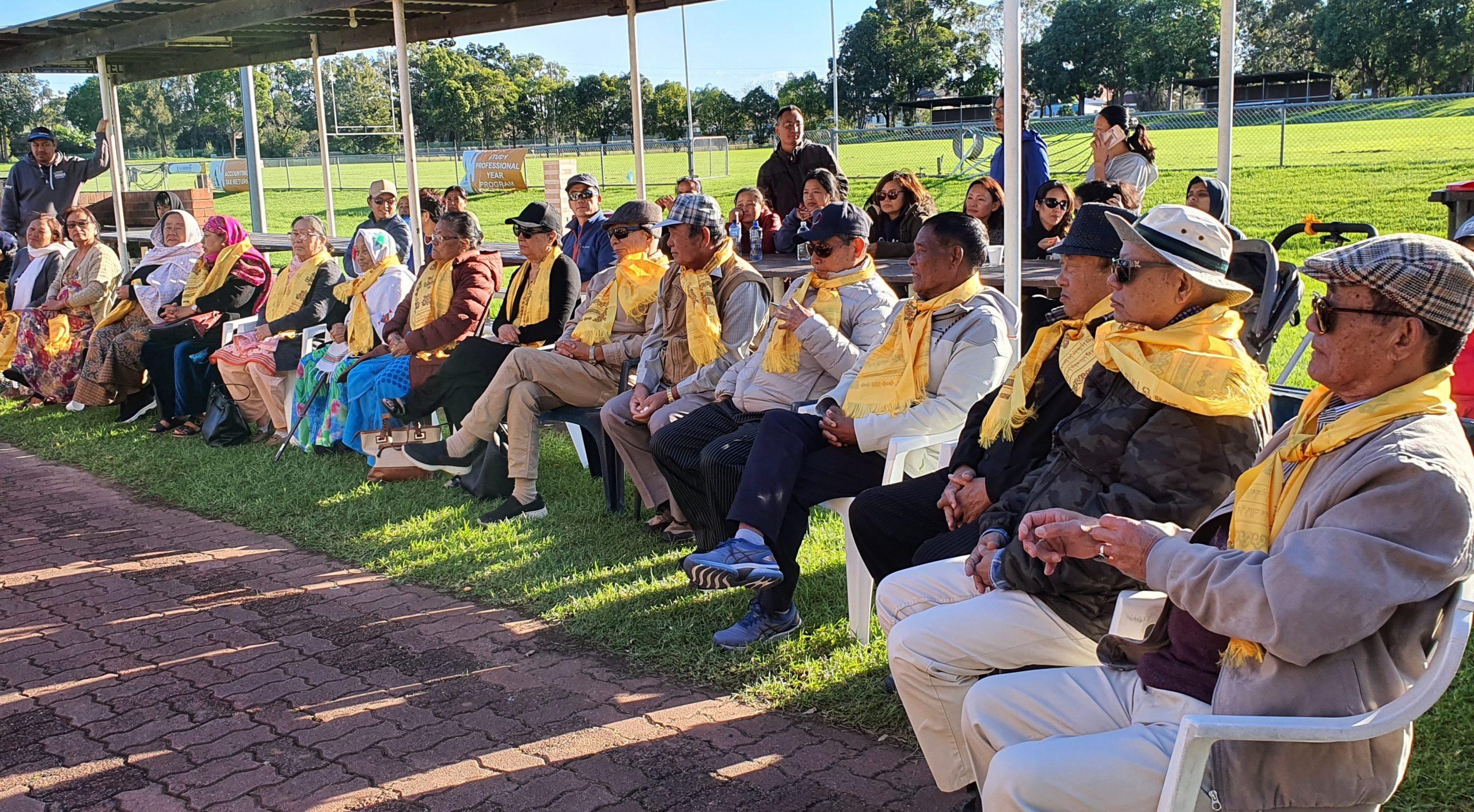 Celebrate Senior's Week 2021 at Park organised by Gurkha Nepalese Community (GNC)