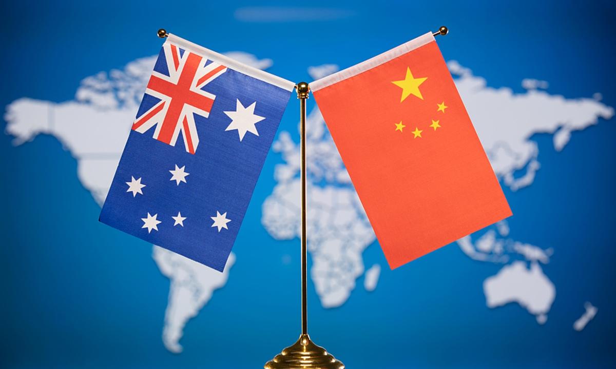 China-Australia relationship
