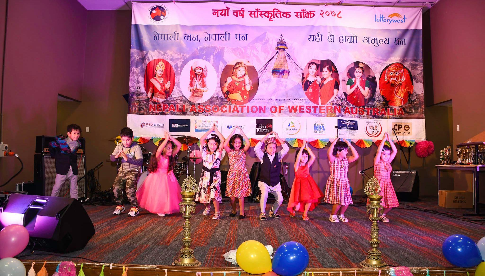 Nepalese New Year 2078 celebration organised Nepali Association of Western Australia