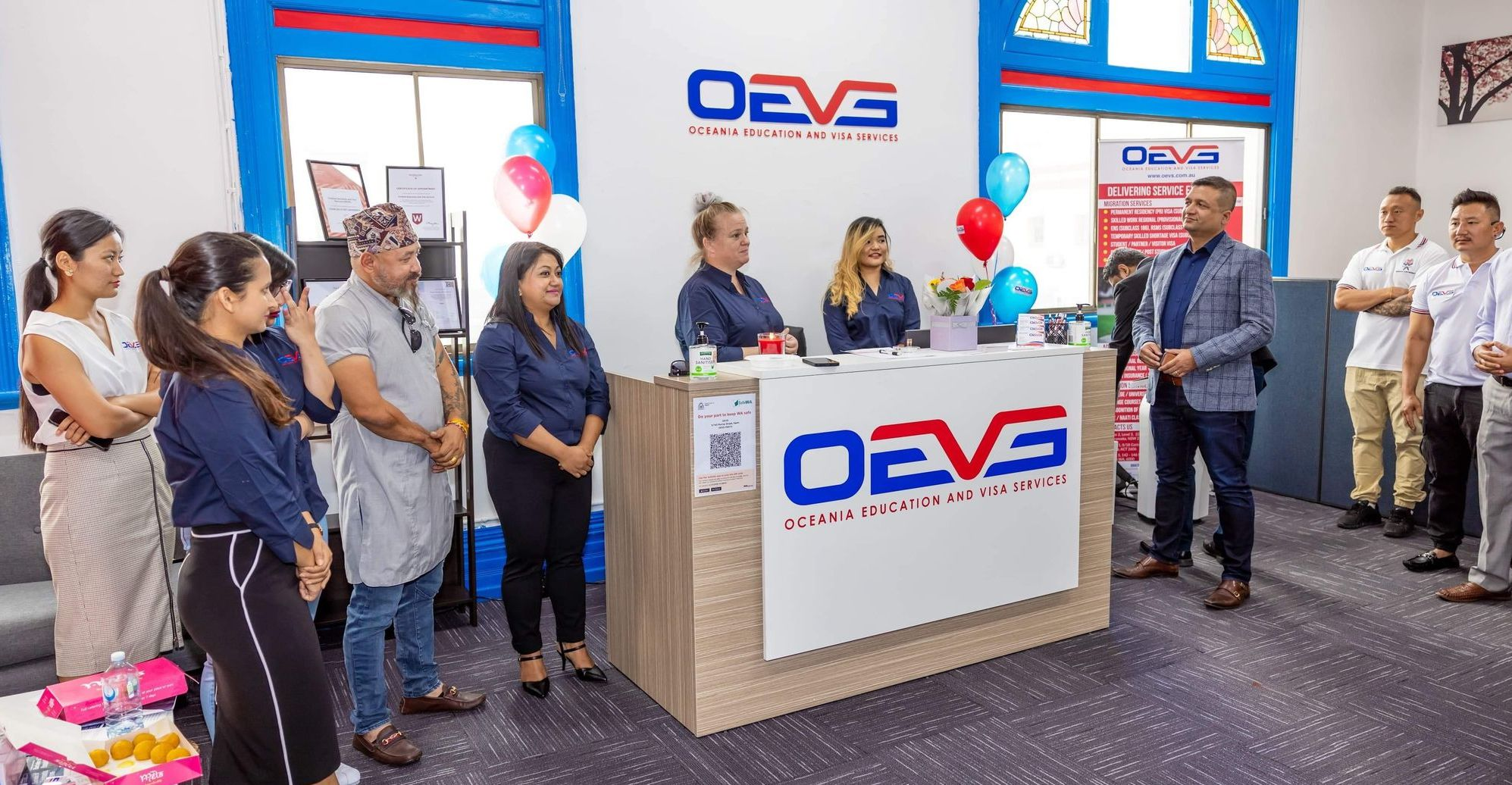Oceania Education and Visa Services-OEVS