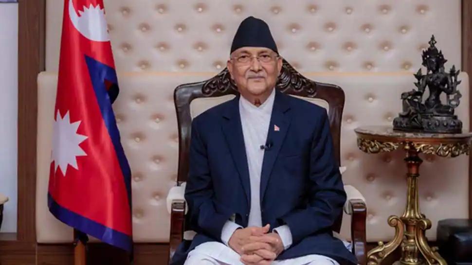 Prime Minister of Nepal K P Sharma Oli