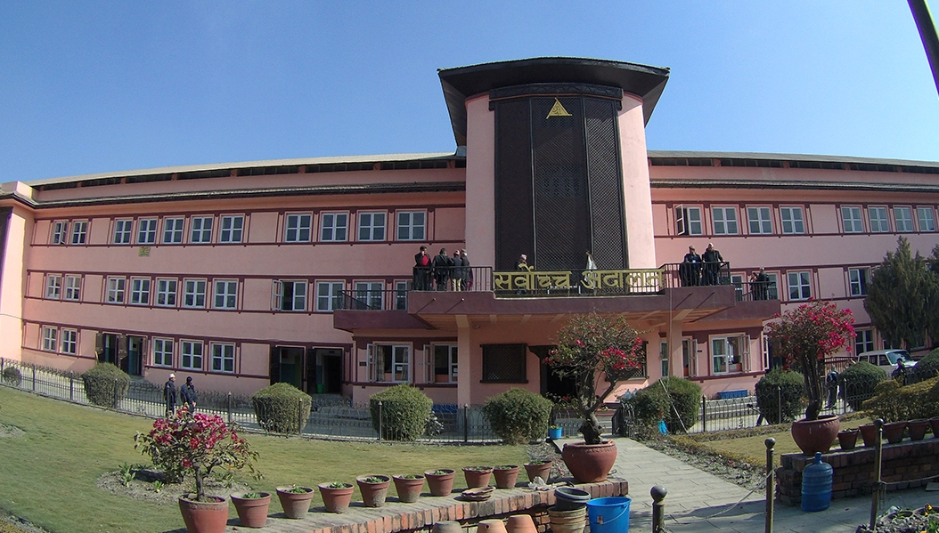 Supreme Court has denied issuing an interim order to stop Chairman K P Oli from taking action against lawmakers close to Madhav Kumar Nepal-led faction of the CPN-UML.