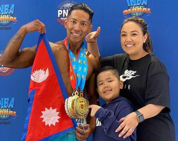 Sujan Silpakar INBA NATIONAL AUSTRALIAN Championships