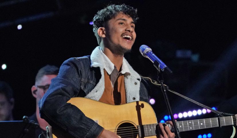 Arthur Gunn Dibesh Pokharel American Idol