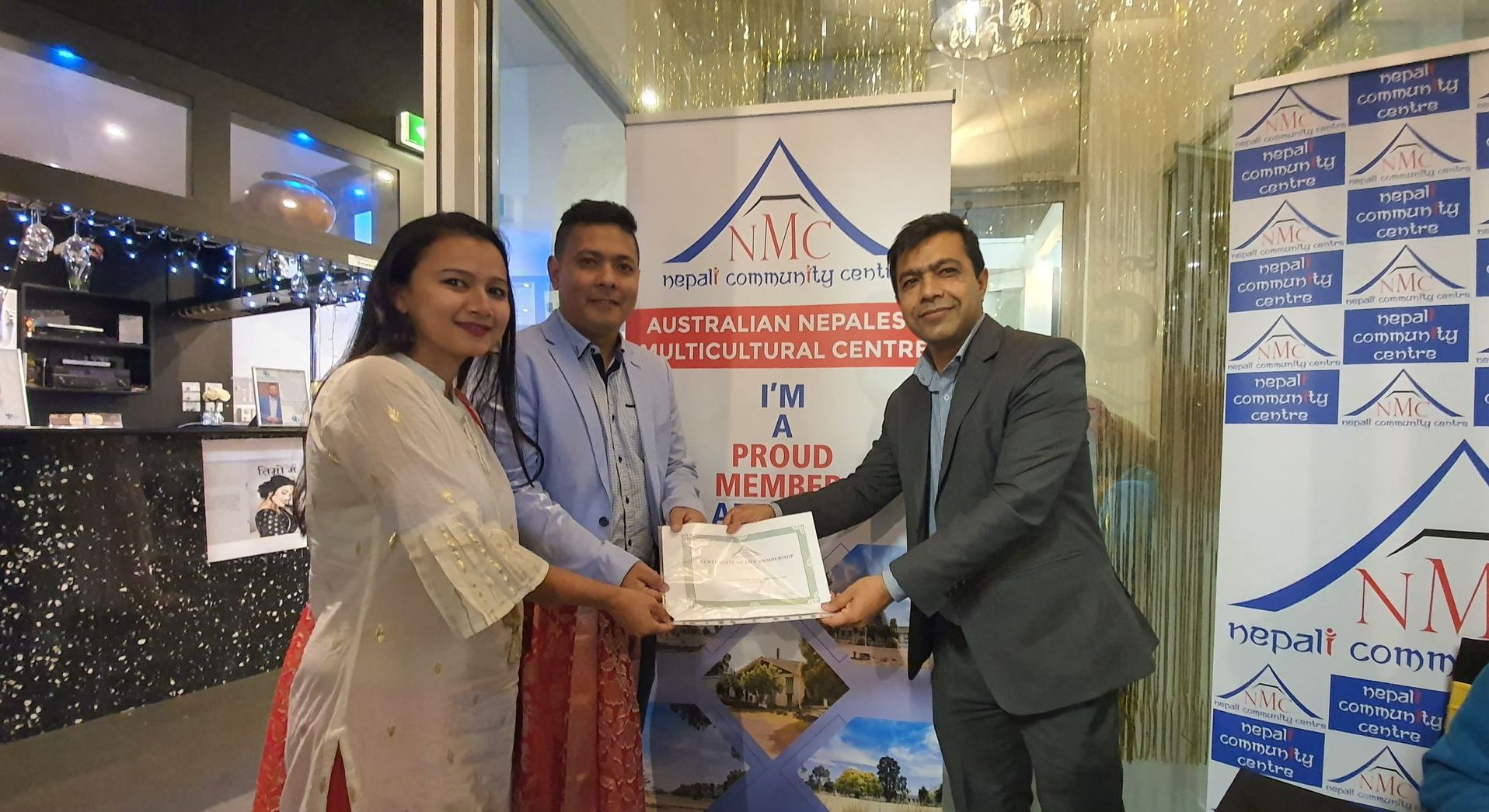 Australian Nepalese Multicultural Centre (ANMC) Expand Membership