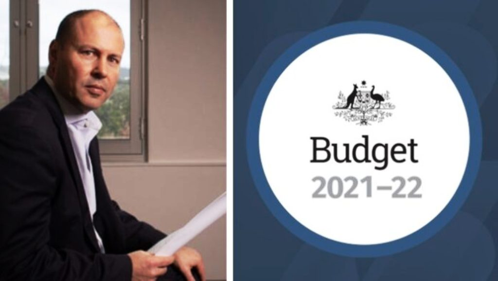 Federal Government's 2021-22 Budget
