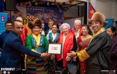 Everest Day 2021 Observed in Auckland, New Zealand