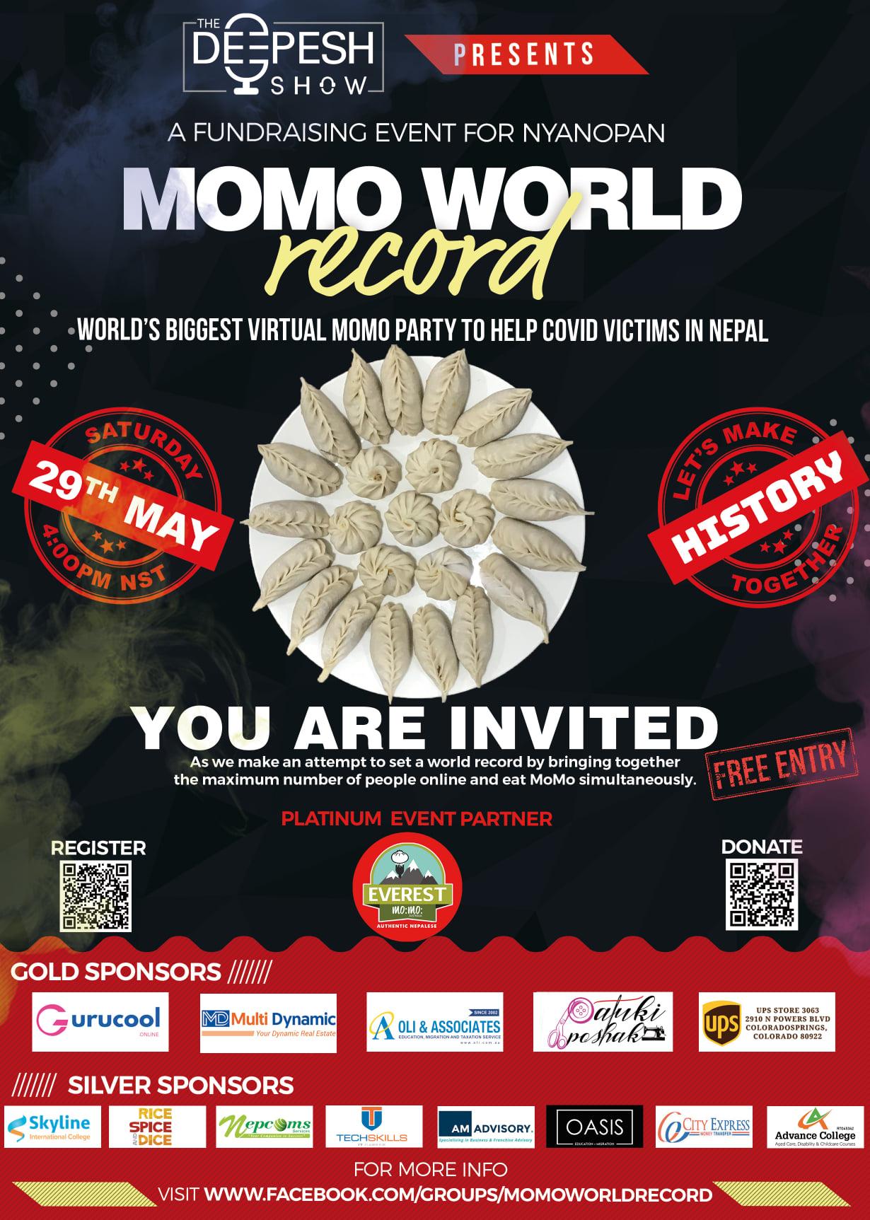 Momo World Record